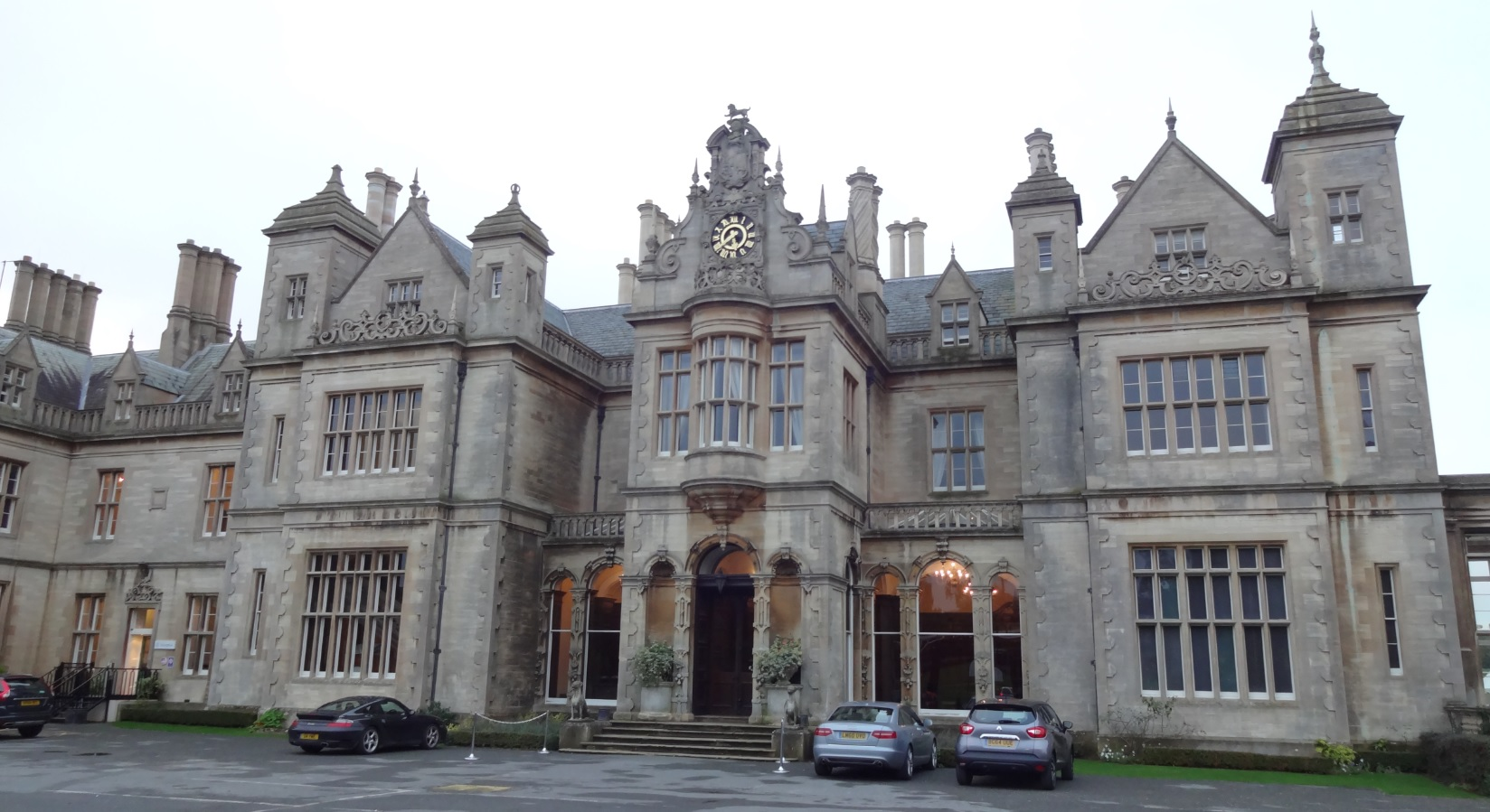 Stoke Rochford Hall (House and Heritage)