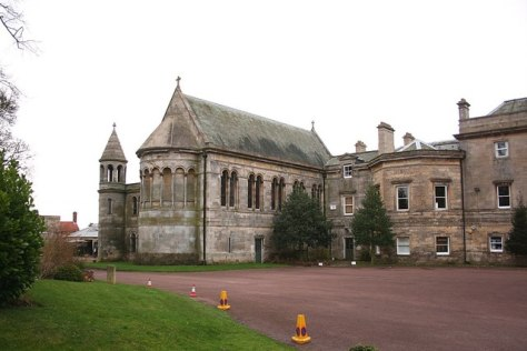Wellingore Hall Chapel (Geograph)