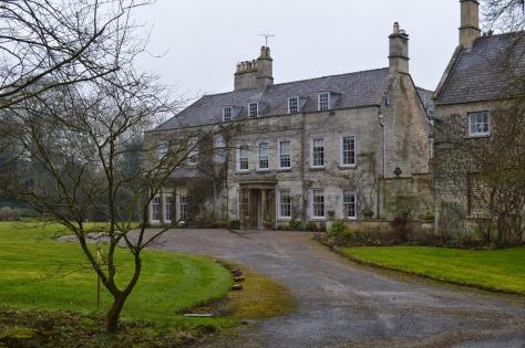 Little Ponton Hall (The Blackberry Garden)