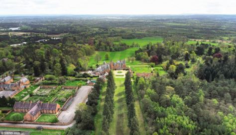 Minley Manor 1