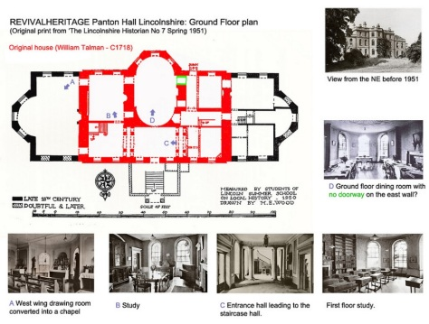 Panton Hall 1950 (Jack Hunt)