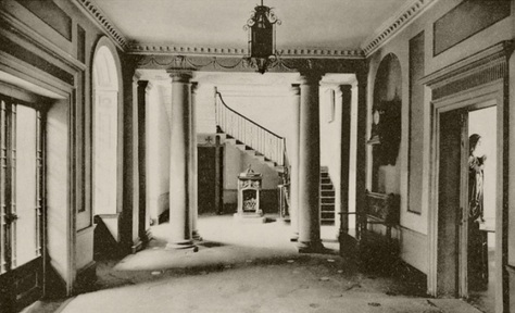 Panton Hall Entrance (Revival Heritage)