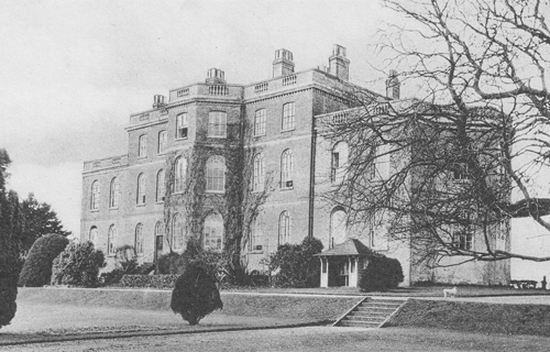 Panton Hall (Matthew Beckett)