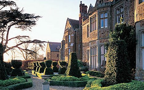 Fawsley Hall (Daily Mail)
