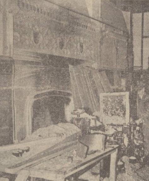 Fawsley Hall (Northampton Mercury)