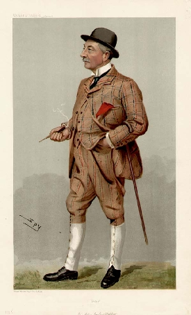 Sir Peter Carlew Walker (Vanity Fair)