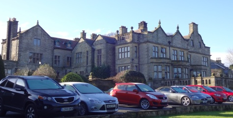 Dunsley Hall Country House Hotel (House and Heritage)
