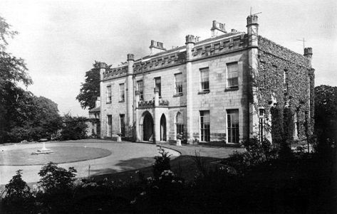 Lenton Hall c1925 (Lenton Times)