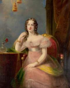 Lonsdale, James; Louisa Wildman (1800-1879); Newstead Abbey; http://www.artuk.org/artworks/louisa-wildman-18001879-47825