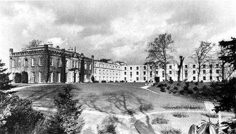 Hugh Stewart Hall c1930s (Lenton Times)