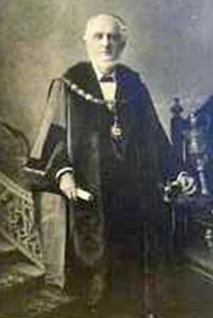 Charles Augustin Hanson c1918