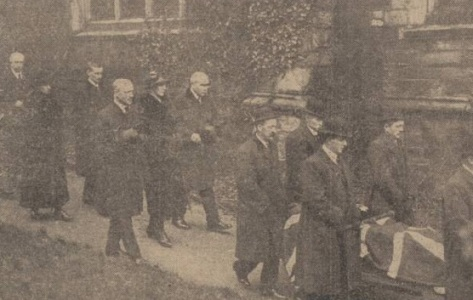 Charles Hanson Funeral