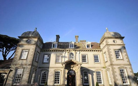 Fowey Hall Cornwall (The Telegraph)