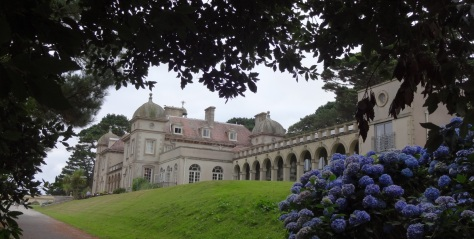 Fowey Hall (House and Heritage)