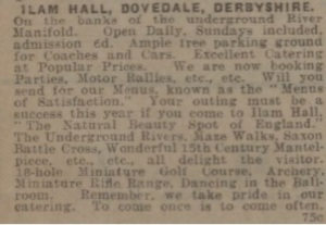 Derby Daily Telegraph 1931