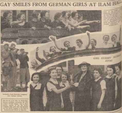 Derby Evening Telegraph 28 March 1938