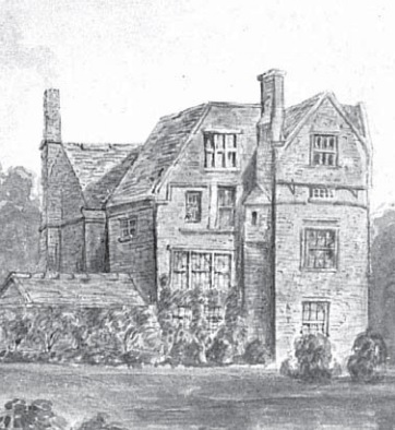 Breadsall Priory 1857-1880 (Derby Museums and Art Gallery)