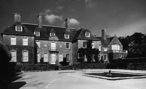 Conkwell Grange, photographed in 1979 (RIBA)