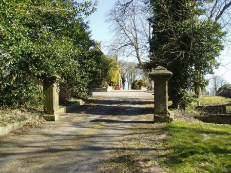 EllenBank Driveway from lodge to house (Tripadvisor)
