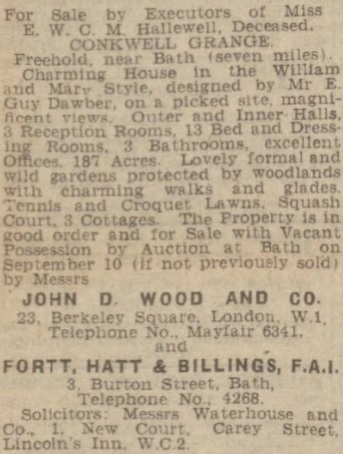 Western Daily Press - Saturday 01 September 1945