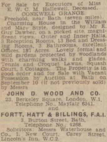 Western Daily Press - Saturday 01 September 1945
