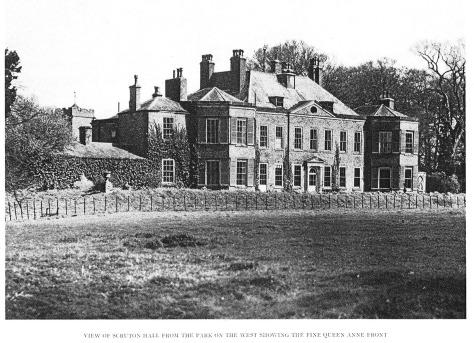 Scruton Hall 2 (Scruton History)