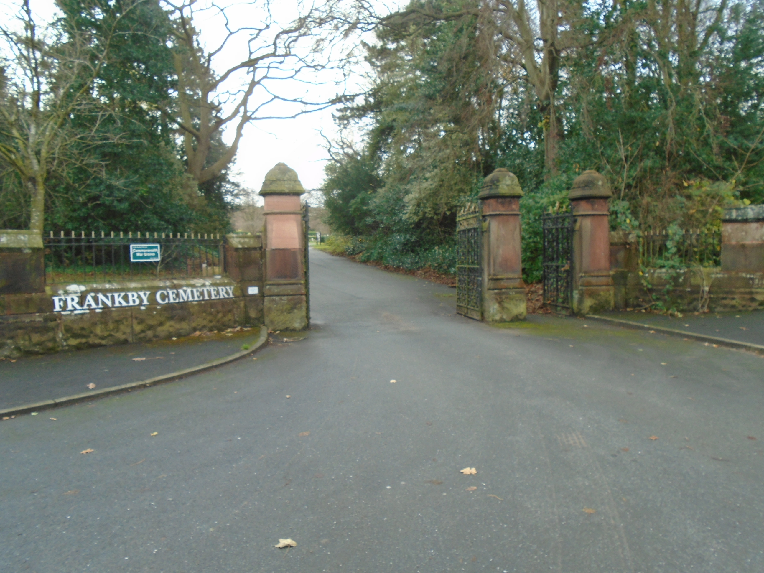 Frankby Cemetery