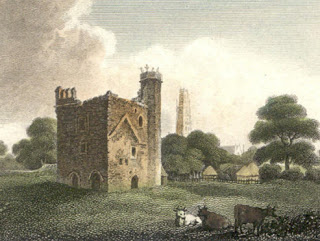 Hussey Tower in 1815