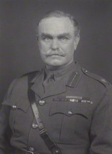Major-General Hugo_de_Pree_in_1931