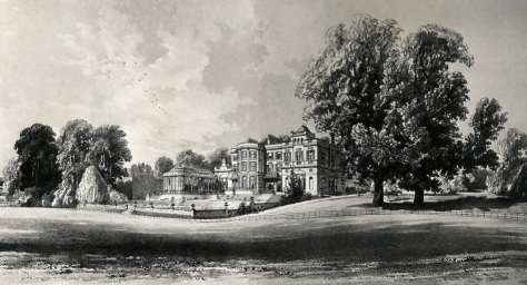 Little Grove, South Front. Published by Kell Brothers of Holbutn c1860s (Wikipedia)