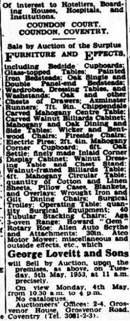 Coventry Evening Telegraph - 18 Apr 1953 (BNA)