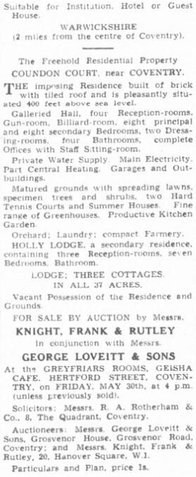 Leamington Spa Courier 2 May 1947 (BNA)