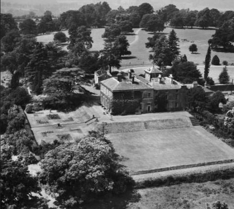 Coton Hall (Share History)