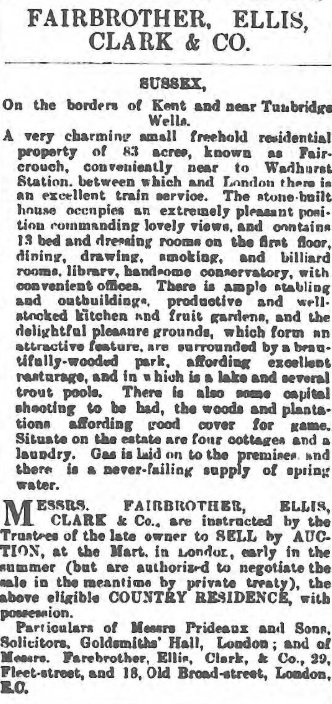 Kent & Sussex Courier - Wed 25 Apr 1894 (BNA)