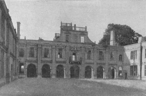 Kirby Hall 1 - The Sketch - Jan 11 1899 (BNA)