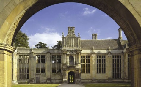 Kirby Hall (The Telegraph)