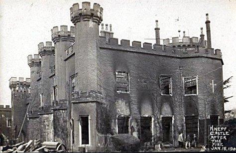 Knepp Castle Fire (Knepp Wildland)