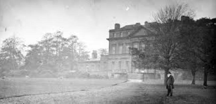 Bold Hall - Lancashire