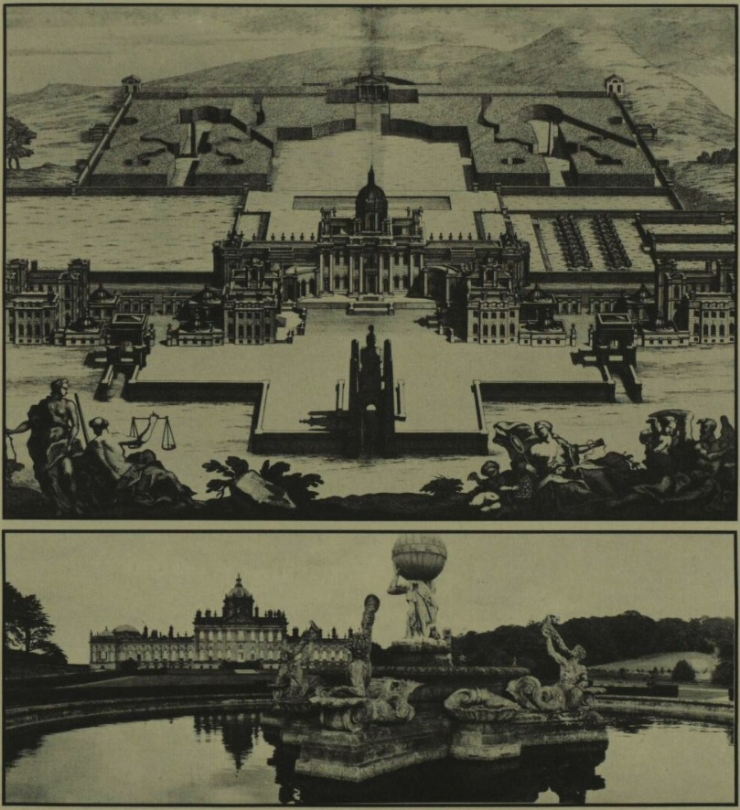 Castle Howard - Illustrated London News - 1 Oct 1974 (BNA)
