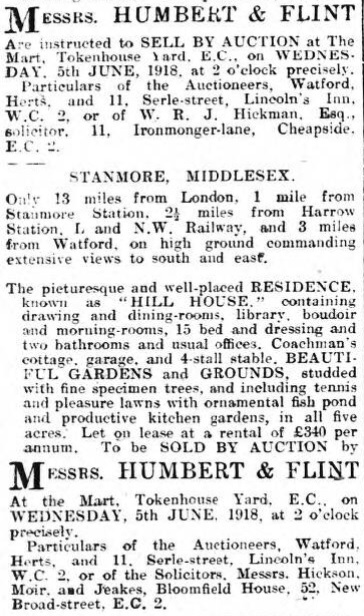 Henley & Finchley Times - Fri 31 May 1918 (BNA)