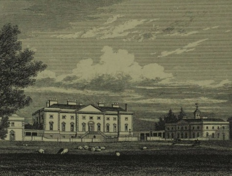 Lathom House - Illustrated London News - 1 Oct 1974 (BNA)