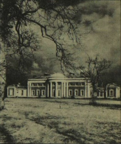 Montgomerie House - Illustrated London News - 1 Oct 1974 (BNA)