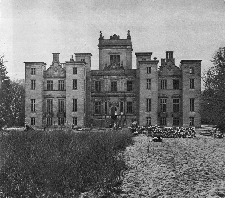 Murthly Castle -The Sphere - 12 Feb 1919 - BNA (1)