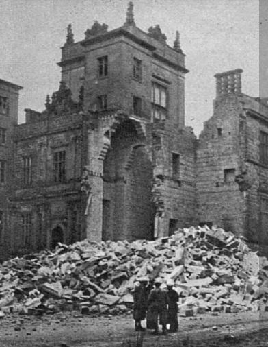 Murthly Castle -The Sphere - 12 Feb 1919 - BNA (2)