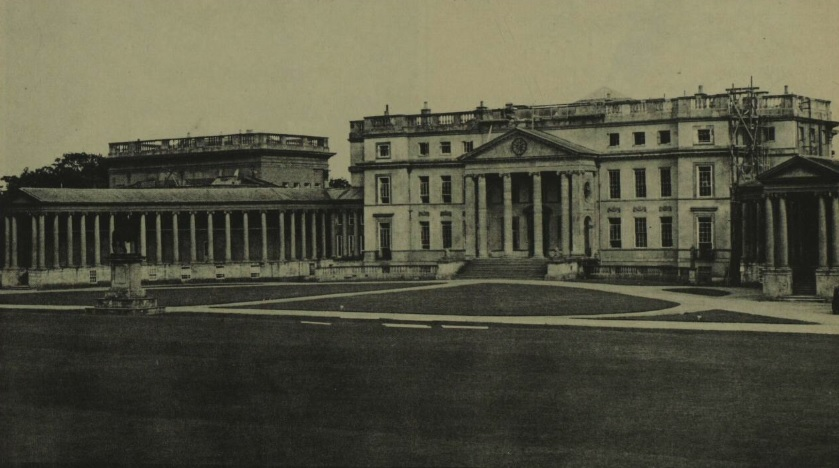 Stowe - Illustrated London News - 1 Oct 1974 (BNA)