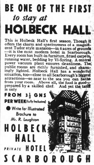 Yorkshire Post and Leeds Intelligencer - 28 Apr 1934 - BNA