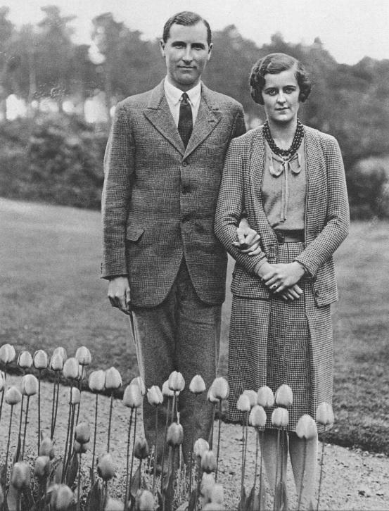 Somerset Maxwell and Susan Roberts - The Sketch - Jun 4 1930 - BNA