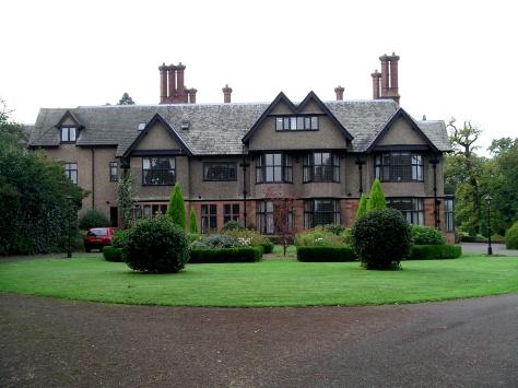 Allesley Hall - Commons Wikimedia