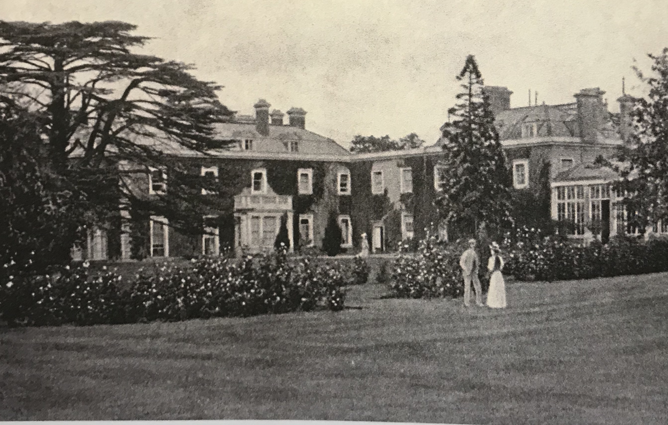 Hayes Place - Lost Country Houses of Kent