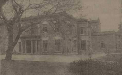 Scarcroft Lodge - Leeds Mercury - 19 June 1907 - BNA